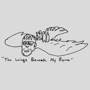 Taylor Baldry's / Wings Beneath / illustration